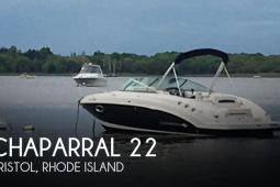 2017 Chaparral 225 SSI