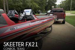 2016 Skeeter FX21