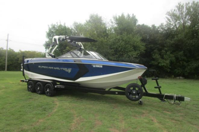 2016 Nautique Super Air Nautique G25 - For Sale at Lewisville, TX 75077 - ID 152653