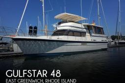 1982 Gulfstar 48