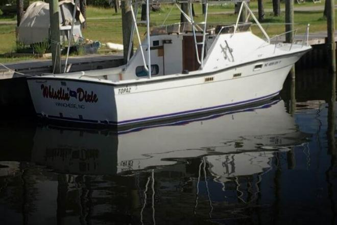 1981 Topaz 28 - For Sale at Wanchese, NC 27981 - ID 152777