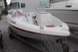 1997 Larson SEi 186 O/B