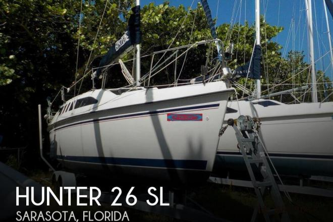 1997 Hunter 26 - For Sale at Sarasota, FL 34230 - ID 151047