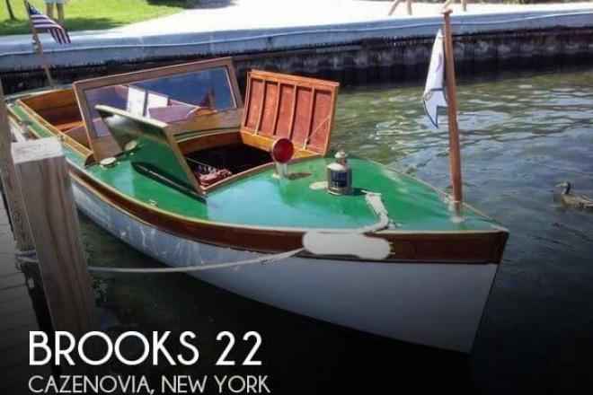 1915 Brooks 22 - For Sale at Cazenovia, NY 13035 - ID 125989