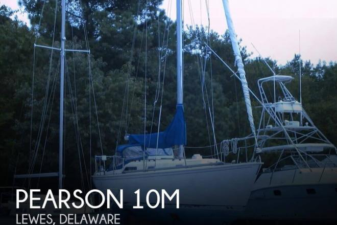 1976 Pearson 10M - For Sale at Lewes, DE 19958 - ID 151490