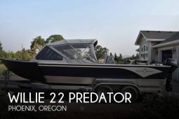 2005 Willie 22 Predator