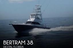 1973 Bertram 38