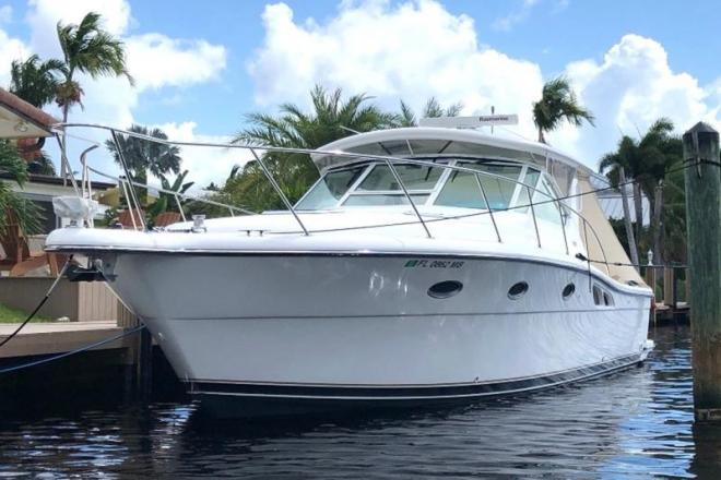2001 Tiara 3500 Open - For Sale at Fort Lauderdale, FL 33331 - ID 153031