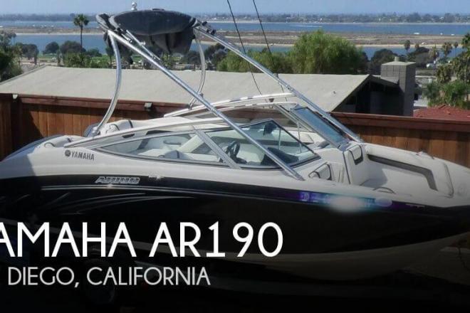 2015 Yamaha AR190 - For Sale at San Diego, CA 92101 - ID 152768