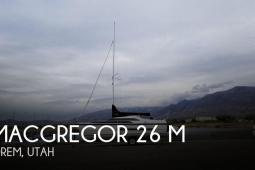 2005 Macgregor 26M
