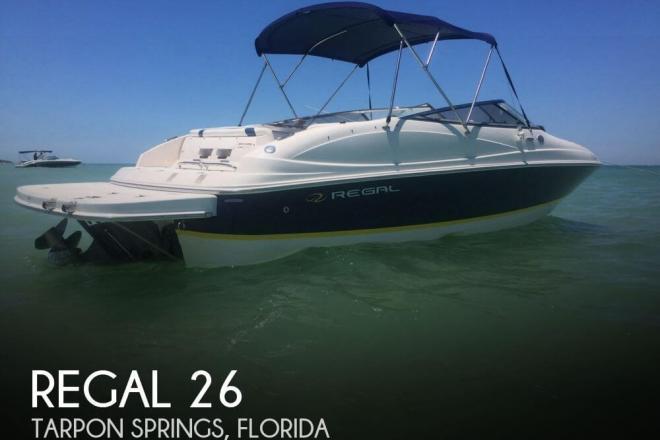 2008 Regal 2400 - For Sale at Tarpon Springs, FL 34688 - ID 153187