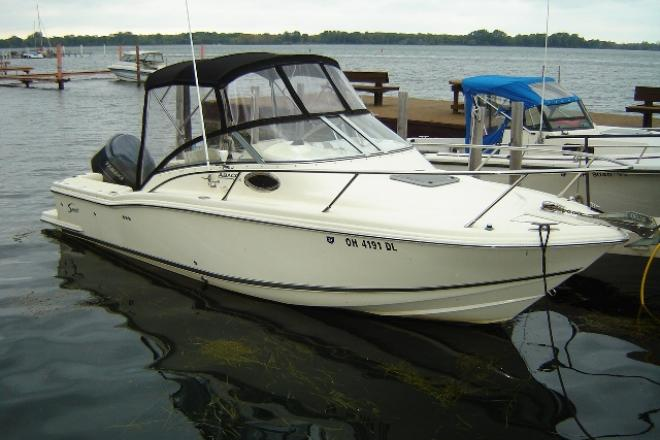 2003 Scout 242ABACO - For Sale at Marblehead, OH 43440 - ID 153084