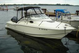2003 Scout 242ABACO