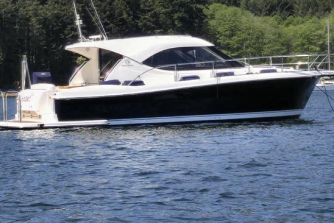 2007 Riviera 3600 SY - For Sale at Seattle, WA 98116 - ID 153230