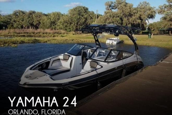 2017 Yamaha 242X E - For Sale at Orlando, FL 32827 - ID 153277