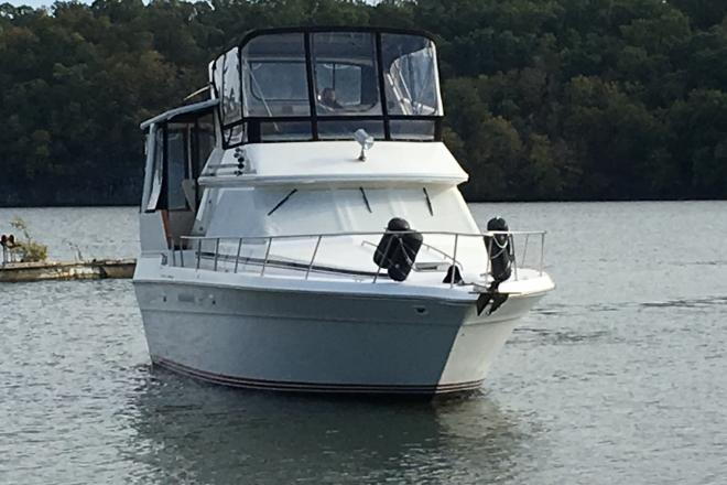 1989 Sea Ray 380 Aft Cabin - For Sale at Osage Beach, MO 65065 - ID 153296