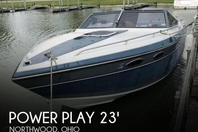 1988 Power Play 230 Conquest - For Sale at Port Clinton, OH 43452 - ID 152476