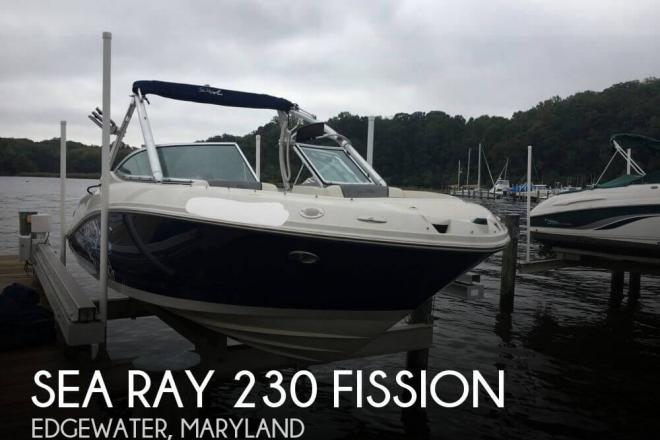 2009 Sea Ray 230 Fission - For Sale at Edgewater, MD 21037 - ID 152479
