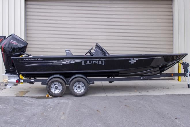 2019 Lund 2075 Pro V Bass  - For Sale at Hebron, OH 43025 - ID 153397