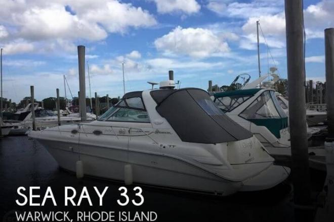 1995 Sea Ray 330 Sundancer - For Sale at Warwick, RI 2886 - ID 153410