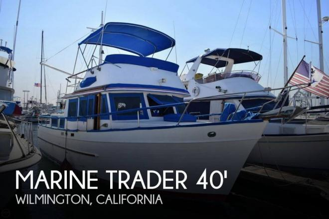1979 Marine Trader 40 Double Cabin - For Sale at Wilmington, CA 90744 - ID 151558