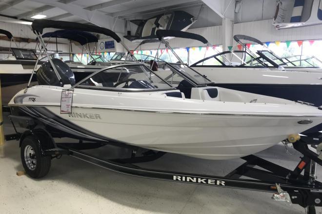 2019 Rinker 17QX OB - For Sale at Brighton, MI 48114 - ID 149515