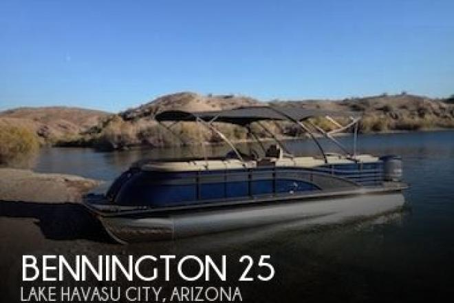 2016 Bennington 2550 QCL - For Sale at Lake Havasu City, AZ 86403 - ID 153481