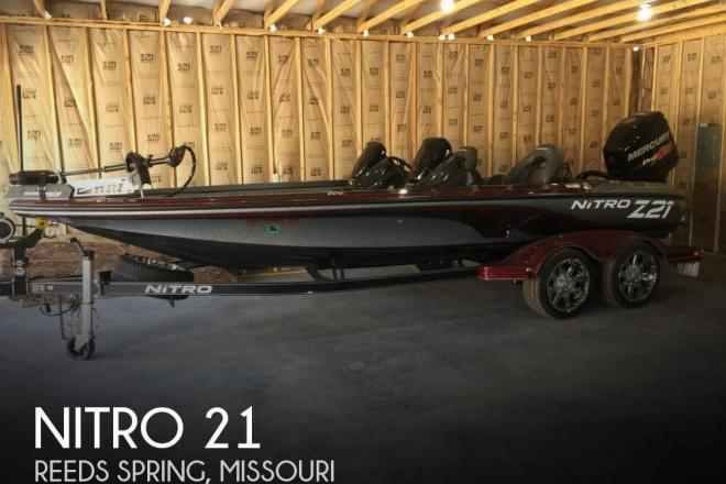 2016 Nitro Z21 - For Sale at Reeds Spring, MO 65737 - ID 153497