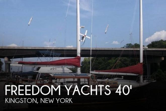 1981 Freedom Yachts 40 Center Cockpit - For Sale at Connelly, NY 12417 - ID 152483