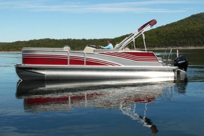 2019 Harris Grand Mariner 250 DL - For Sale at Branson, MO 65615 - ID 153658
