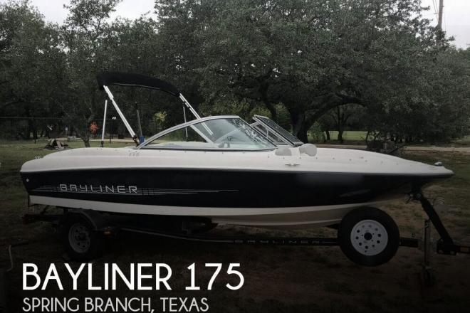 2011 Bayliner 175 - For Sale at Spring Branch, TX 78070 - ID 153050