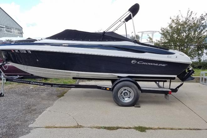 2014 Crownline SS Series 21 SS - For Sale at Brighton, MI 48114 - ID 153729