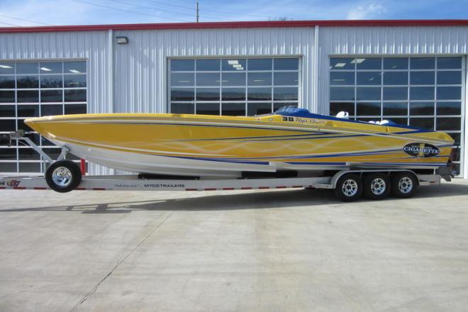2008 Cigarette 38 Top Gun - For Sale at Osage Beach, MO 65065 - ID 153656