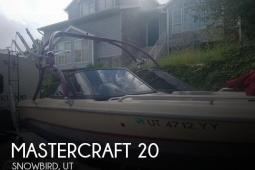 1996 Mastercraft 20