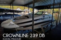 2003 Crownline 239 DB