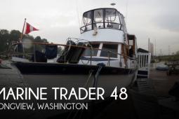 1982 Marine Trader 48