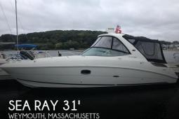 2010 Sea Ray 310 Sundancer