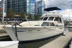 1986 Chris Craft 460 Constellation
