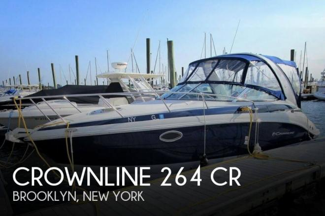2018 Crownline 264 CR - For Sale at Brooklyn, NY 11234 - ID 153944