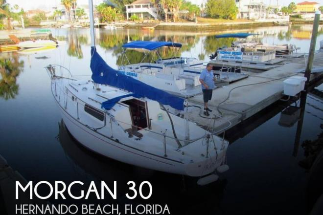 1969 Morgan 30 - For Sale at Spring Hill, FL 34607 - ID 154073