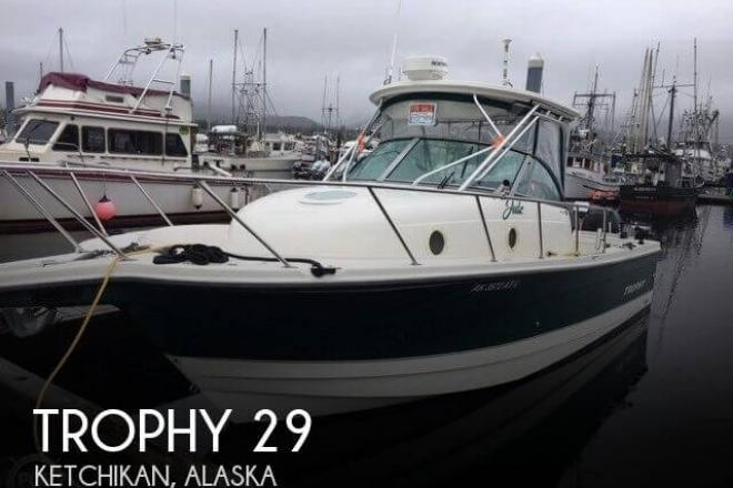 2006 Trophy 2902 Walkaround - For Sale at Ketchikan, AK 99901 - ID 154080
