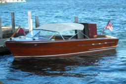 1955 Chris Craft Continental