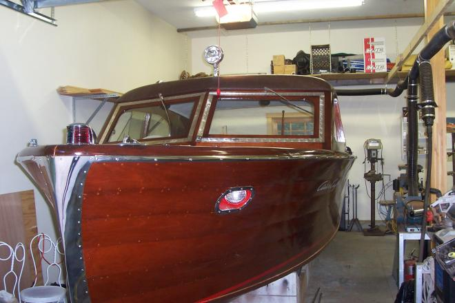 1947 Chris Craft Sedan - For Sale at Mirror Lake, NH 3853 - ID 154248