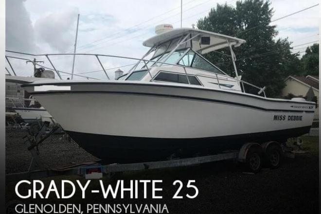 1988 Grady White Sailfish 25 - For Sale at Essington, PA 19029 - ID 154308