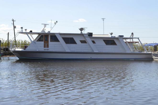 1995 Custom Built 72' - For Sale at Laplace, LA 70068 - ID 154398