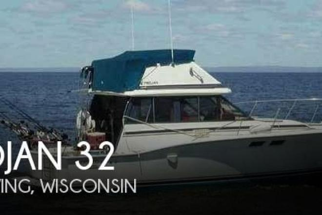 1986 Trojan F-32 - For Sale at Port Wing, WI 54865 - ID 154443