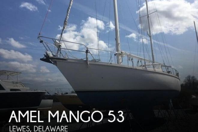 1986 Amel Mango 53 - For Sale at Lewes, DE 19958 - ID 154516