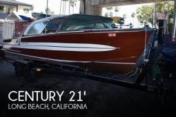1957 Century Coronado 21 Converitble