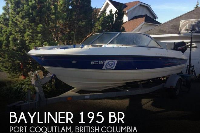 2006 Bayliner 195 BR - For Sale at ,   - ID 152960
