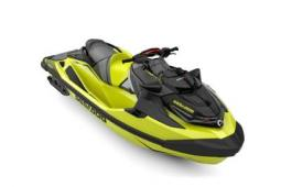 2019 Sea Doo RXT®-X® 300 Neon Yellow and Lava Grey